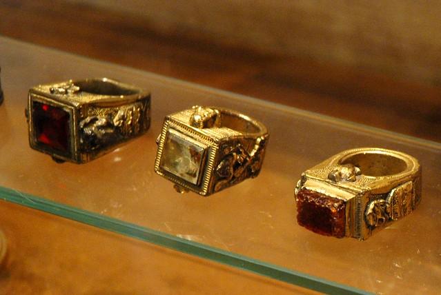 Papal Rings