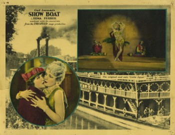 Image result for images of 1929 showboat