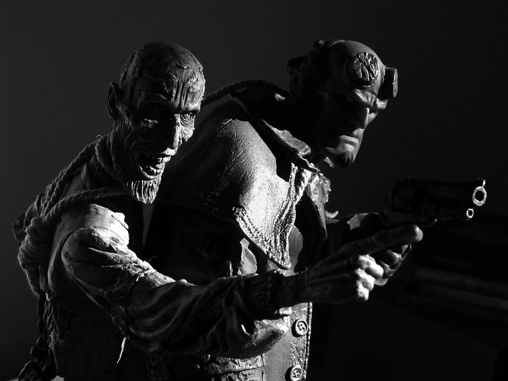 Hellboy & Corpse