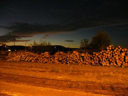 sunset station hungary railway fromtrain sárospatak sarospatak
