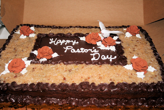 Pastor Day Cakes http://www.flickr.com/photos/42857646@N03/4011907928/