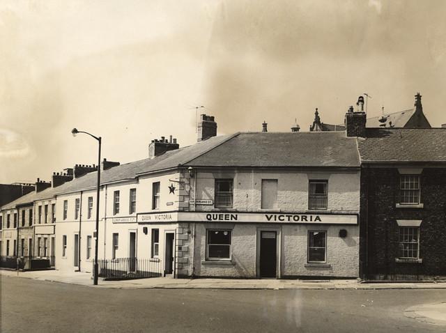 Blenheim Street, Newcastle