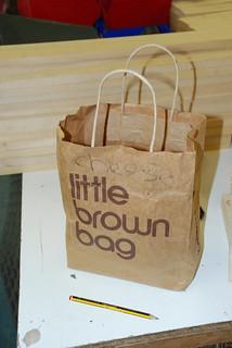 Bloomingdales Paper Bag