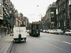 GVB Amsterdam 1459, Lijn 2, Koninginneweg (1968)