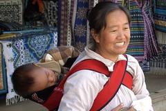 Yunnan 2008 - Naxi villages Yuhu and Baisha
