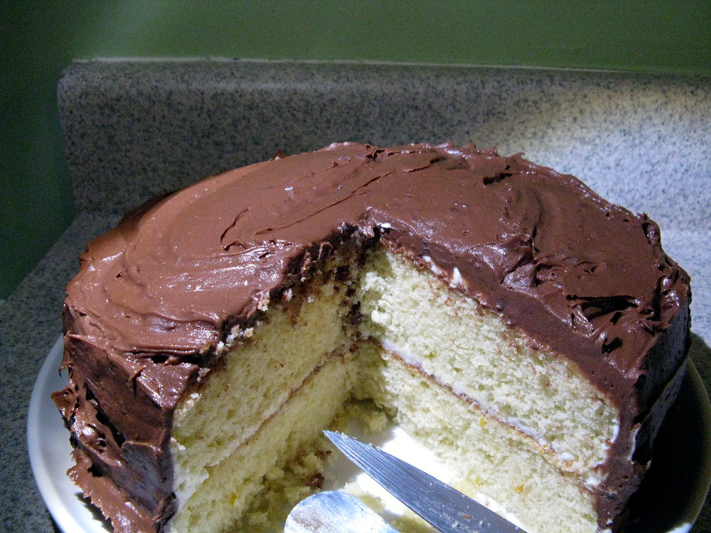 Fluffy Orange Cake Recipe From Scratch