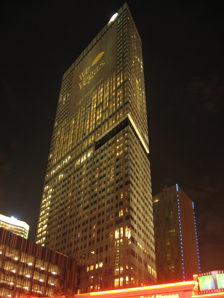 Mandarin Oriental Hotel, Las Vegas.