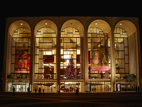 Lincoln Center Met Opera 2009