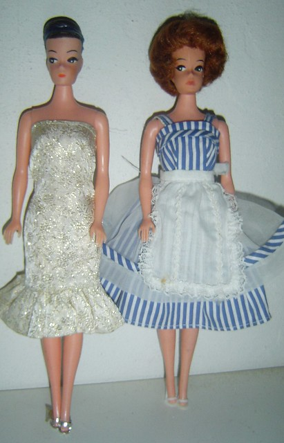 Petra dolls 1960s by Polly Plasty I.