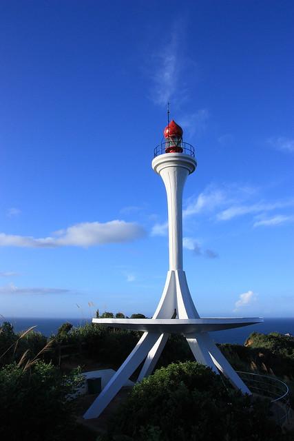 野柳灯塔 (yeliou lighthouse)