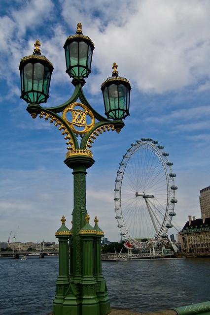 la luz de Londres