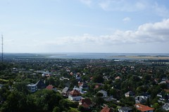 View from the Aalborg tower