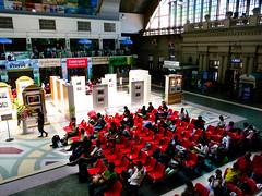 Photographic Exhibition at Hua Lamphong Station