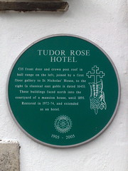 Photo of Green plaque № 3850