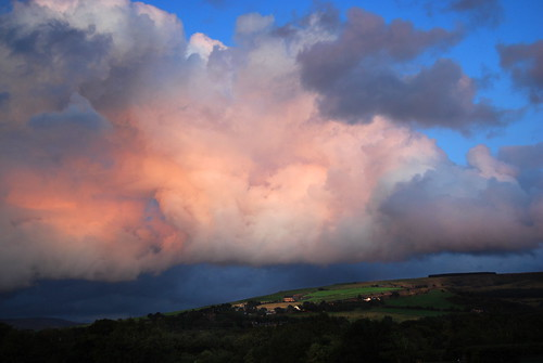 Clouds above Charlesworth
