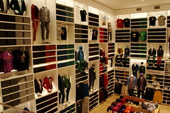 shoe store(0.0), closet(1.0), boutique(1.0), room(1.0), interior design(1.0), design(1.0), retail-store(1.0),