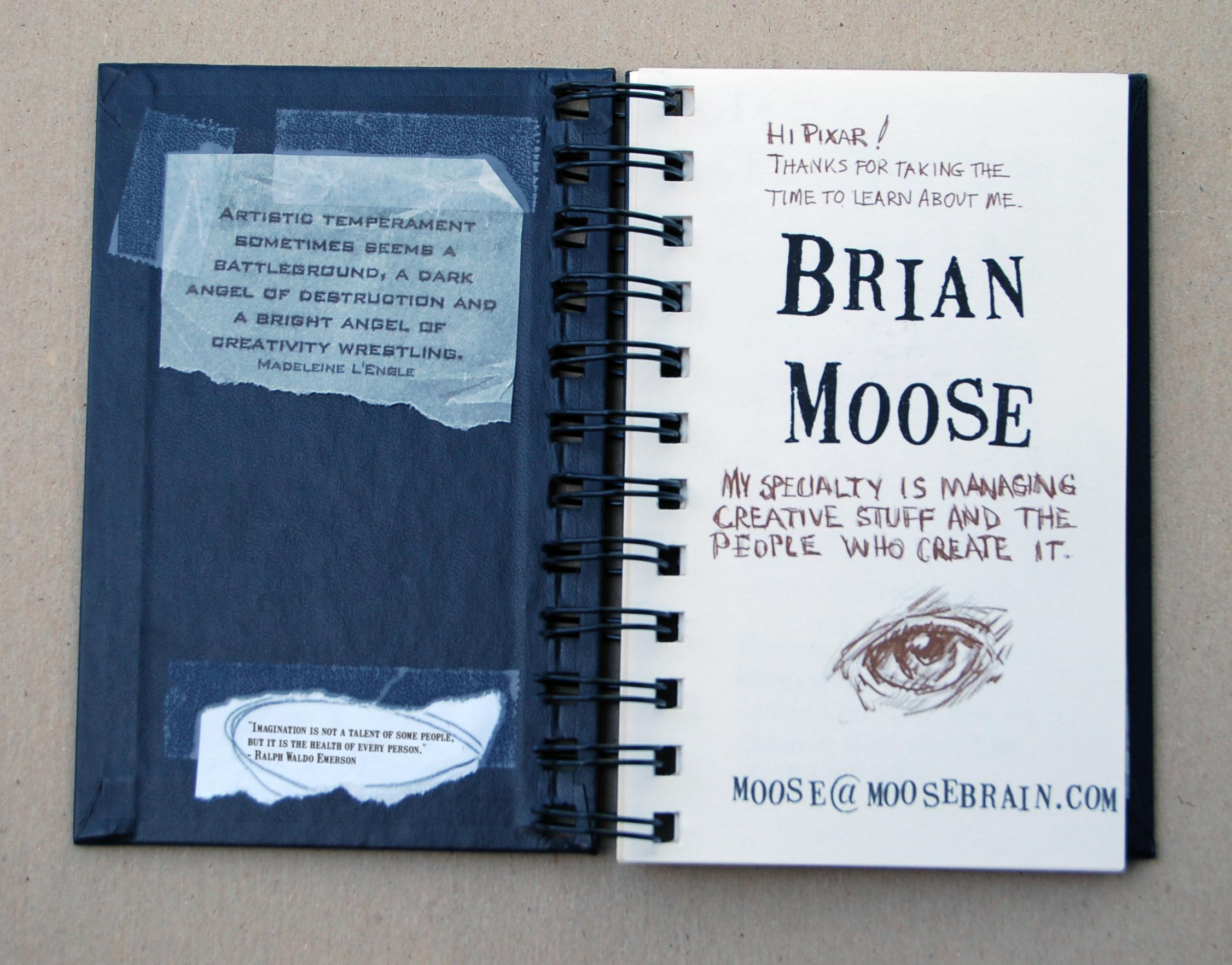 my viral resume brian moose