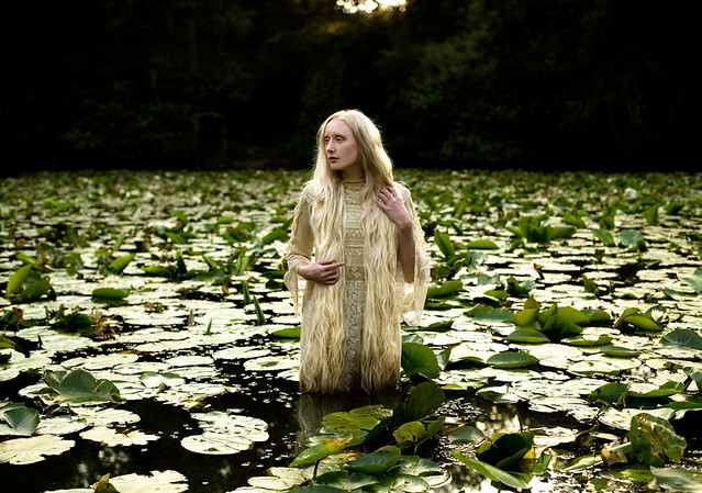 Kirsty Mitchell - Wonderland : Lady of The Lake