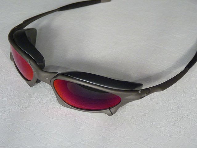 Oakley X Men Penny X Metal Custom W Ruby Polarized