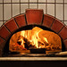 Brick Oven and Open Cooking Fire