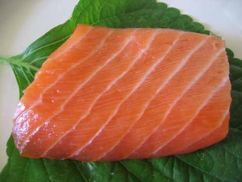 Inato lang filipino cuisine and more sushi galore for Sushi grade fish