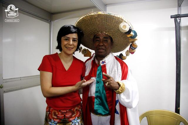 Fernanda e Pinduca