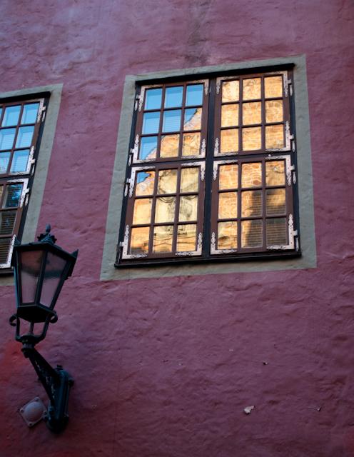 One autumn day in Riga.Dawn DSC_4796