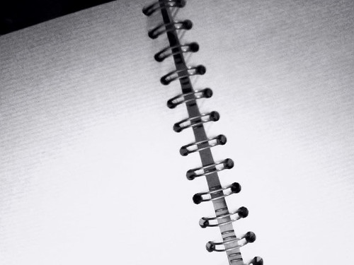 YIP Day 322 - The dreaded blank page