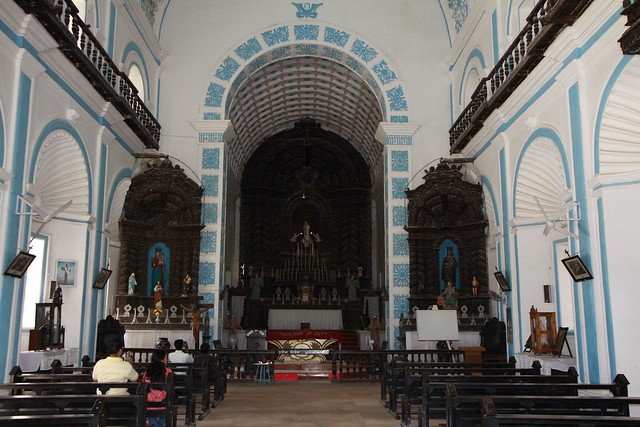 diu church