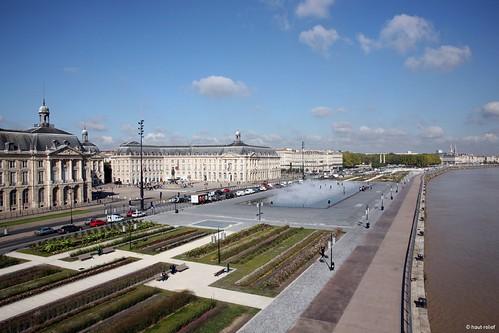 Bordeaux france organisation des villes du patrimoine for Piscine miroir wikipedia