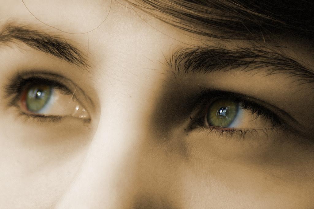 Comment maquiller les yeux enfonc s - Foto di uno shamrock ...
