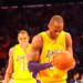 Lakers vs. Kings 1-1-10