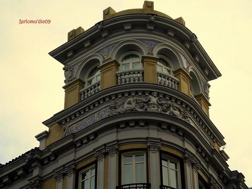Madrid _Gran Vía-Montera
