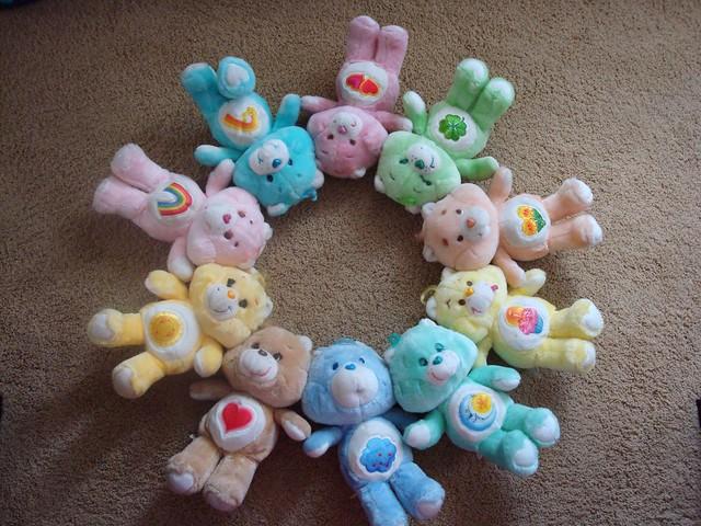 Care Bear Color Wheel