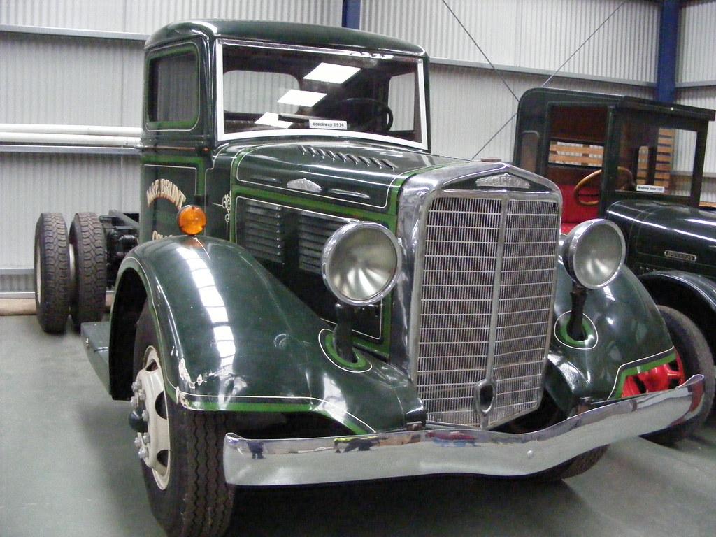 1934 Brockway - front