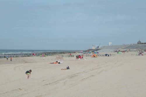 Beach of Zouteland