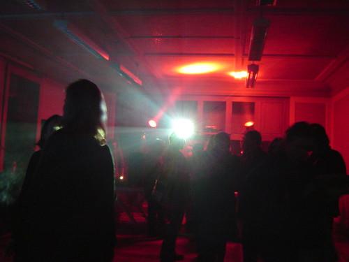 Atelierfrankfurt Party