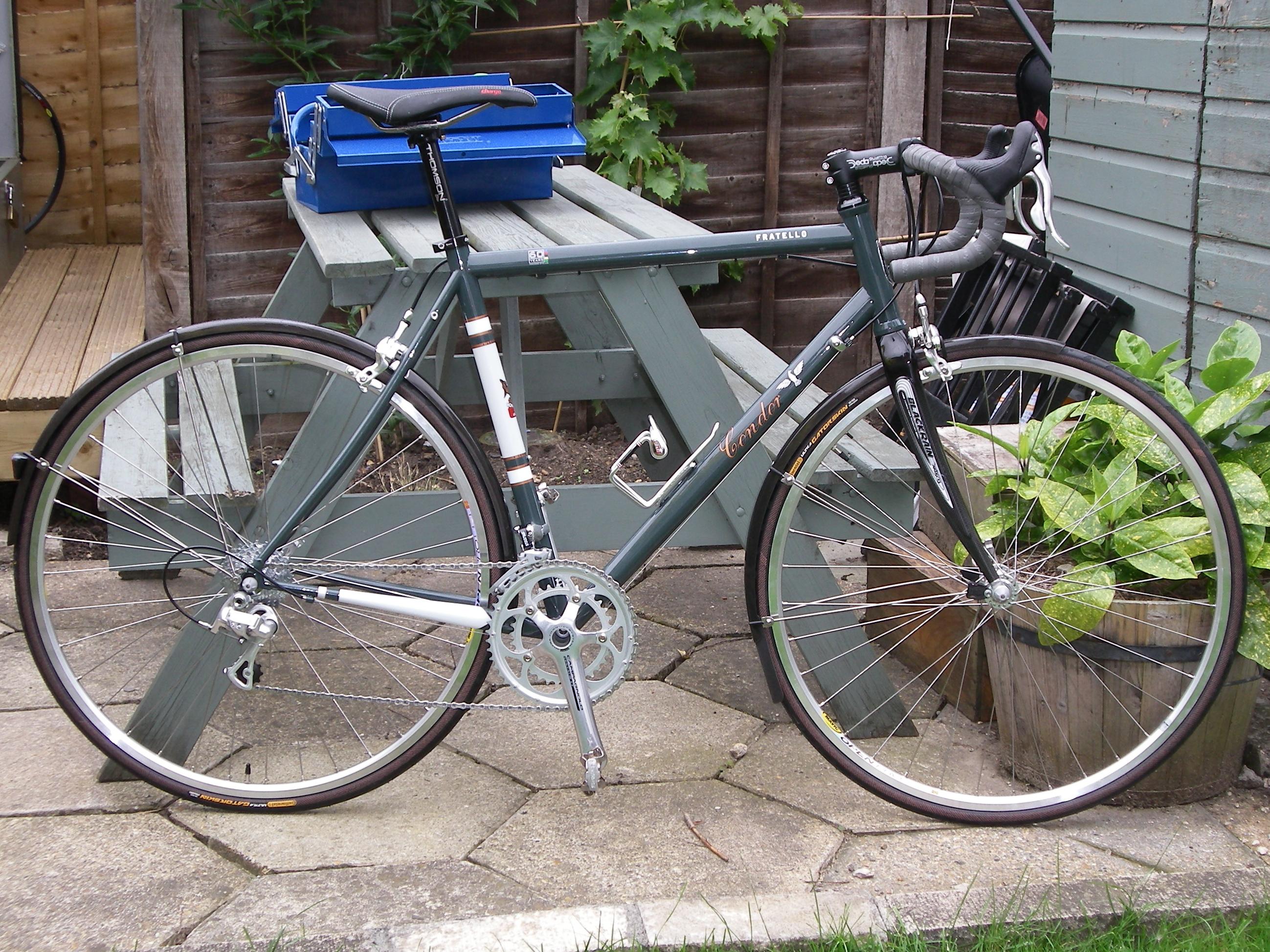 Sunday best steel road bikes - Singletrack Magazine