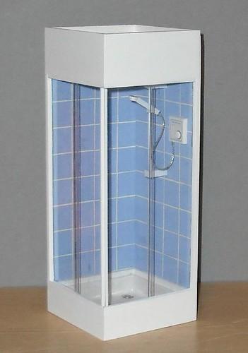 Ceramic Shower Trays