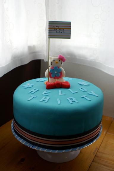 Hello Kitty Design Cake Goldilocks : Hello Kitty Cake Designs