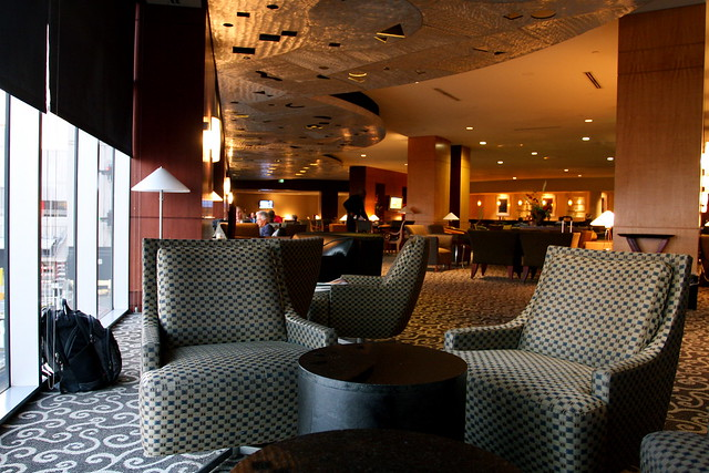 Concourse E Delta Crown Room Club Atlanta Airport
