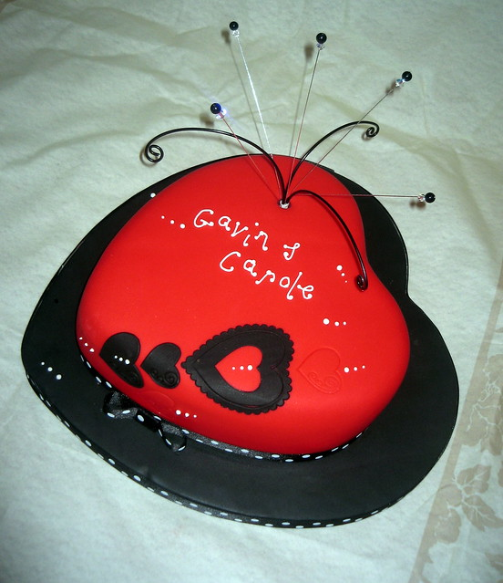 Red Heart Cake Images : red heart cake Flickr - Photo Sharing!