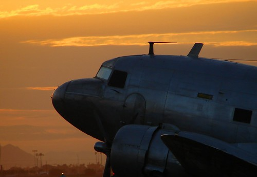 arizona plane sunrise casablanca