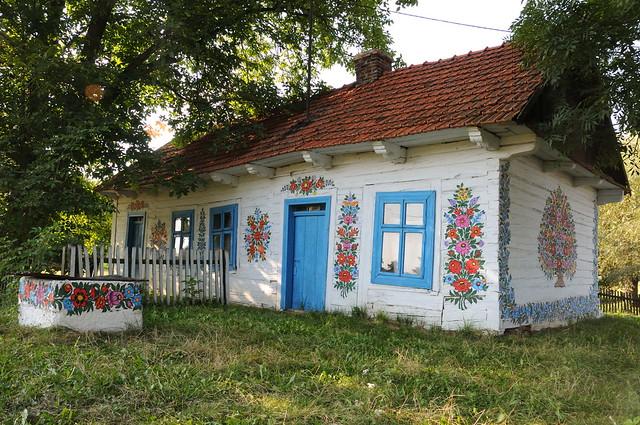 Zalipie - The Painted Village