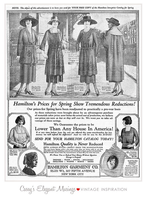 09.17.09 {1921 catalog advertisement}