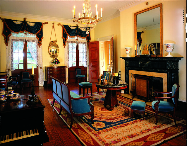 antebellum home interiors oak alley plantation flickr photo 10118