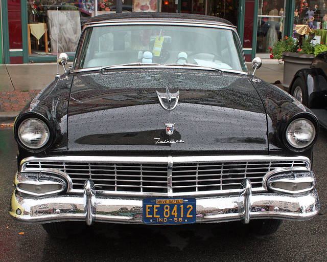 1956 ford fairlane victoria 4 door hardtop 2 of 13 a for 1956 ford fairlane 4 door hardtop