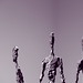 Small photo of Three Men Walking II, Alberto Giacometti
