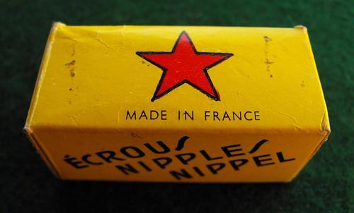 Robergel _ Trois Etoiles _ Spoke nipple box