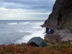 East coast camping.